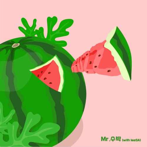 [Single] A-FUZZ – Mr. Watermelon (With LeeSA)