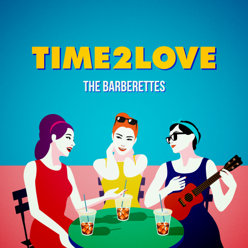 [Single] The Barberettes – Time 2 Love (Feat. Marty Friedman)