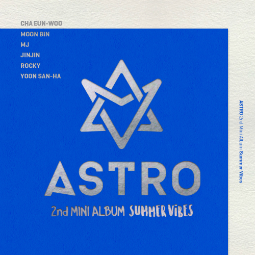 ASTRO – Summer Vibes – EP (FLAC + ITUNES PLUS AAC M4A)