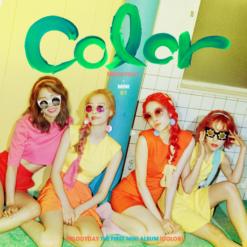 MELODYDAY – COLOR – EP (ITUNES PLUS AAC M4A)