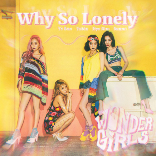 Wonder Girls – Why So Lonely – Single (FLAC + ITUNES PLUS AAC M4A)