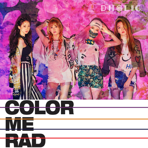 [Single] D.Holic – COLOR ME RAD (ITUNES PLUS AAC M4A)
