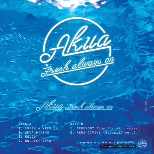 [EP] AKUA – Fresh Always On