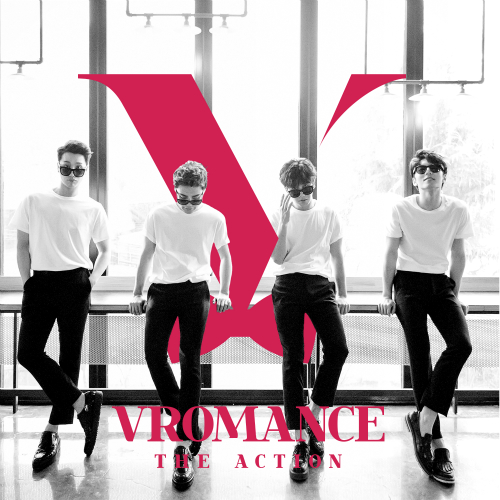 VROMANCE – THE ACTION – EP (ITUNES MATCH AAC M4A)