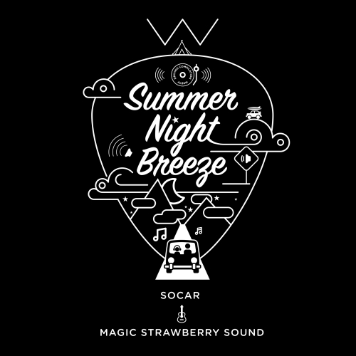 Various Artists – SOCAR X MAGIC STRAWBERRY SOUND Summer Night Breeze