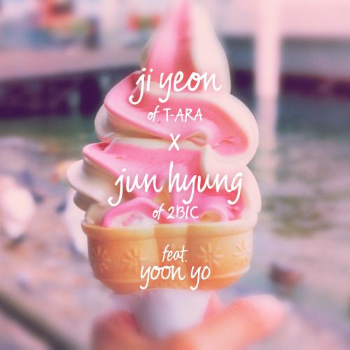 [Single] Ji Yeon (T-ARA) & Jun Hyung (2BIC) – Summer Love