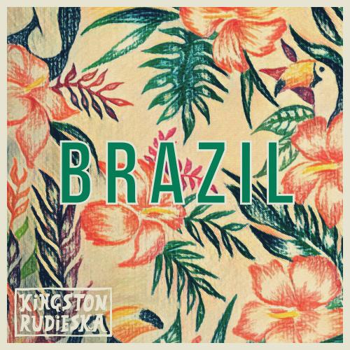 [Single] Kingston Rudieska – Brazil