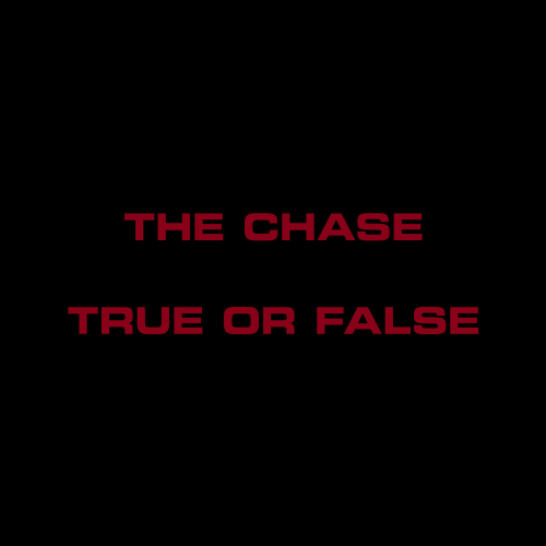 [Single] Verbal Jint – The Chase / True or False