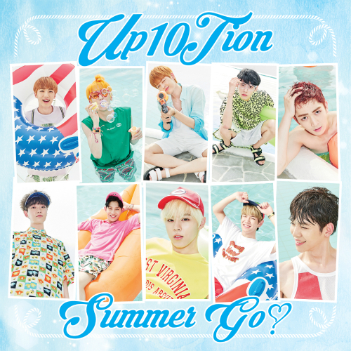 UP10TION – Summer go! – EP (FLAC + ITUNES PLUS AAC M4A)