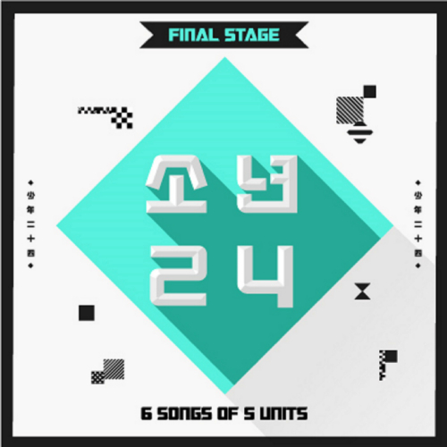 [Single] Various Artists – BOYS24 FINAL STAGE
