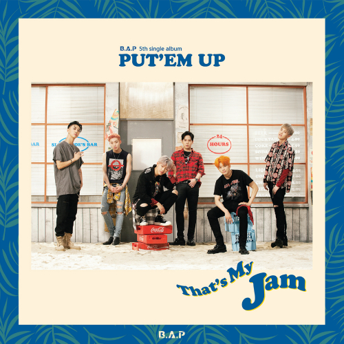 [Single] B.A.P – PUT`EM UP (FLAC + ITUNES PLUS AAC M4A)