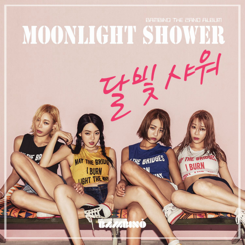[Single] BAMBINO – 2nd Digital Single Moonlight Shower (ITUNES PLUS AAC M4A)