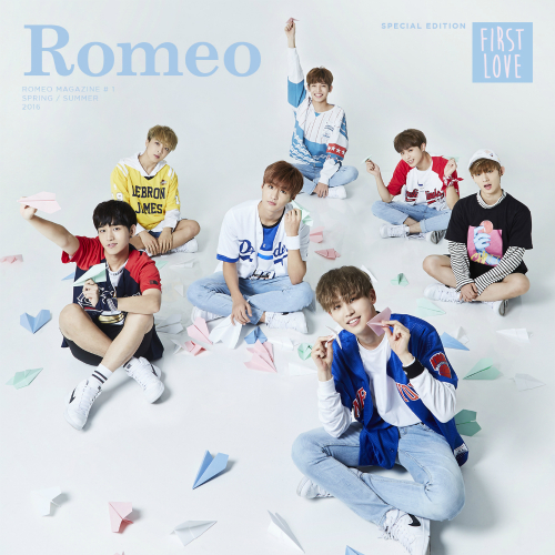 ROMEO – ROMEO Special Edition `First Love` – EP