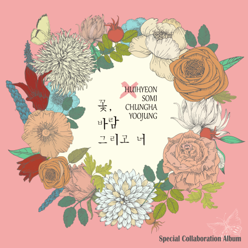 [Single] Ki Hui Hyeon, Jeon Somi, Choi Yoojung, Kim Chungha – Wind, Wind And You (ITUNES PLUS AAC M4A)