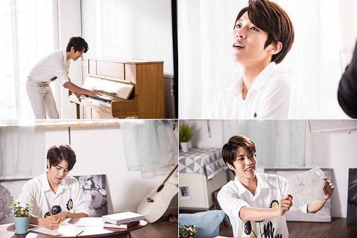 Sungyeol's solo shots