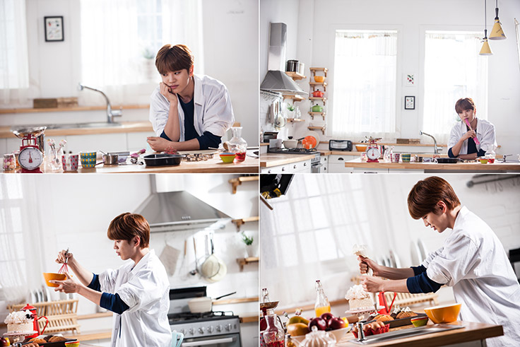 Sungjong's solo shots